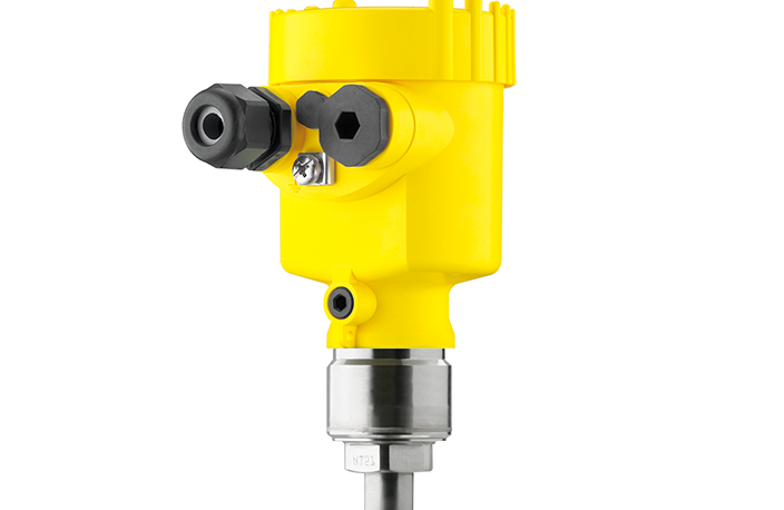 F-BR81-Pressure-transmitter-with-chemical-seal-VEGABAR81-Flange-V01